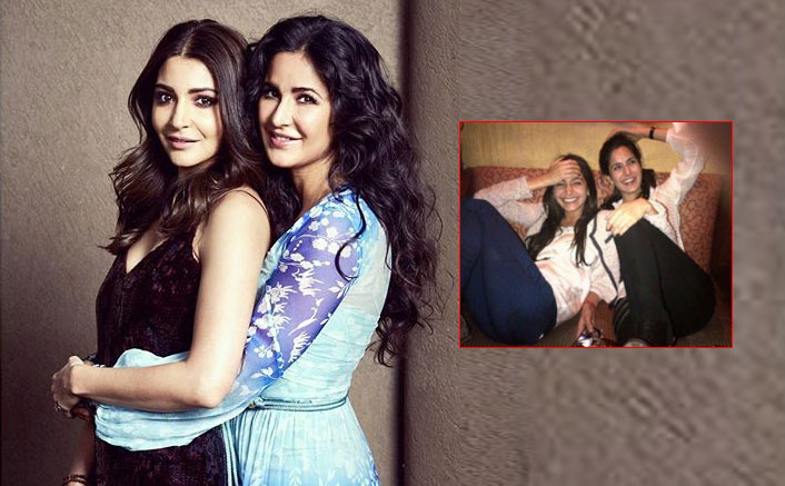 Katrina Kaif & Anushka Sharma Have Got Each Other's Back & This Pic Is A Proof!