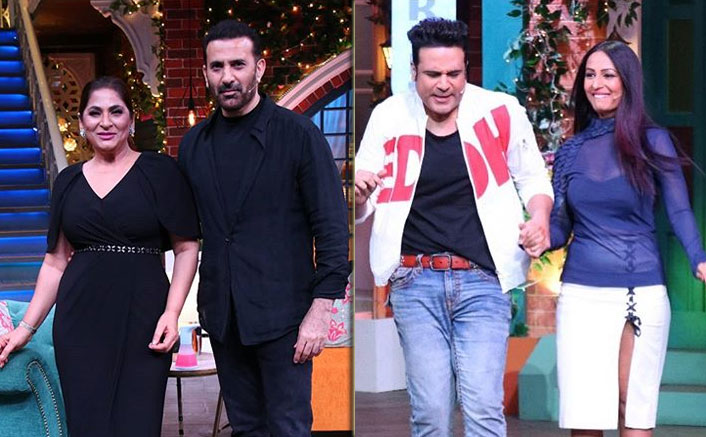 Archana Puran Singh & Krushna Abhishek Spouses Parmeet Sethi & Kashmera Shah Reveal Hillarious Things About Them!