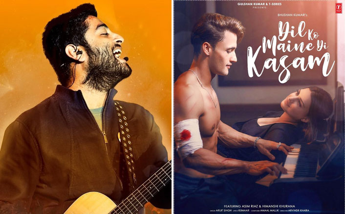Asim Riaz & Himanshi Khurana To Feature In Arijit Singh's Dil Ko Maine Di Kasam, First Look OUT!