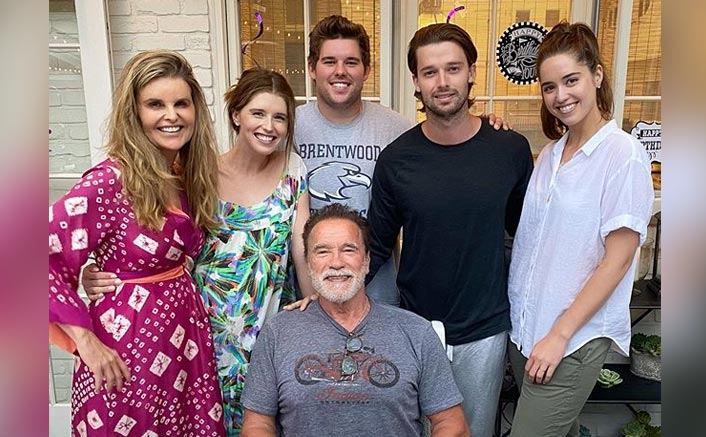Arnold Schwarzenegger ENJOYS His Birthday With Ex-Wife Maria Shriver, Son Patrick & Co.