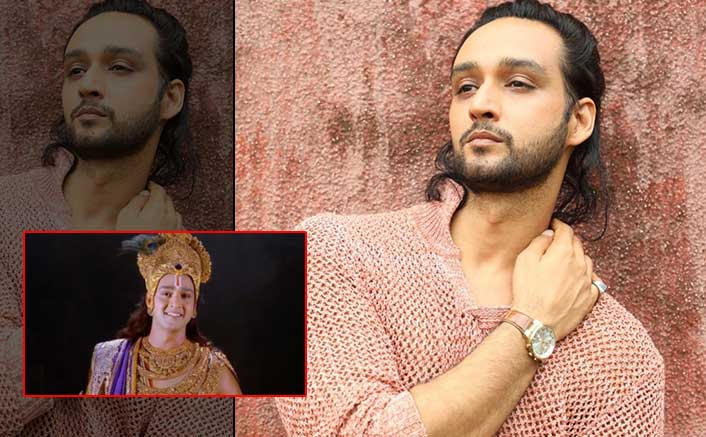 Mahabharat Fame Sourabh Raaj Jain Gets Emotional As The Show Comes To An End