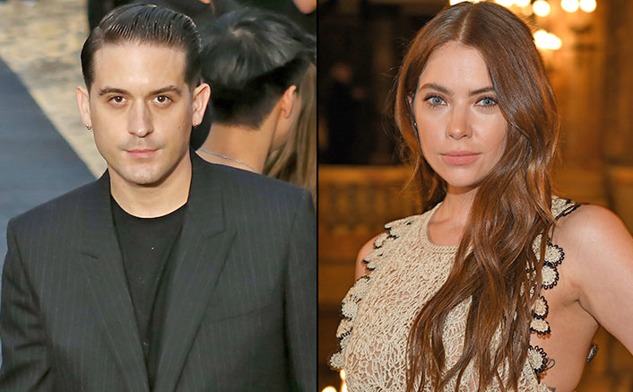 Ashley Benson & Rapper G-Eazy Engaged? The 'Pretty Little Liars' Alum Spotted With A RING