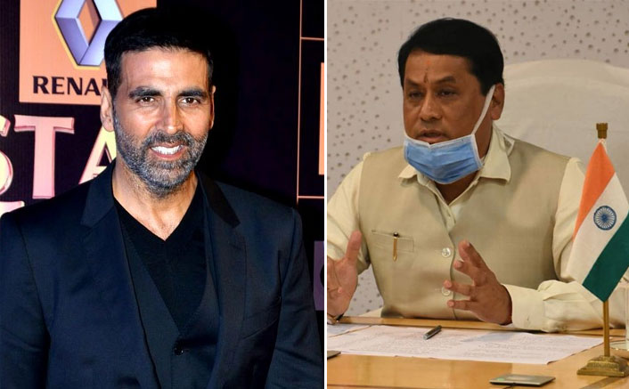 Akshay Kumar Named As 'True Friend Of Assam' By Its CM