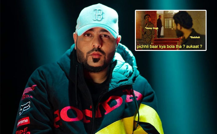 Badshah Accused Of Buying Likes For Pagal Hai Triggers A Meme Fest On Twitter(Pic credit: Instagram/badboyshah)