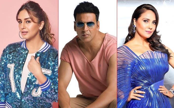 Bell Bottom: Akshay Kumar, Lara Dutta Huma Qureshi Leave For Their First International Schedule Amid The Pandemic; SEE Pics