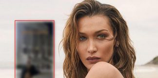 Bella Hadid SLAMS & Shows Middle Finger To NYPD Officers For Not Wearing Face Masks; See Pics