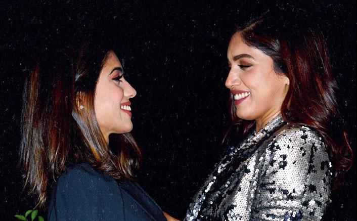 Bhumi Pednekar's THIS Perk Of Having A Sister Is Making Us Super Jealous!