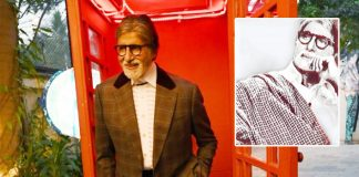 Big B documents all that he did in a day