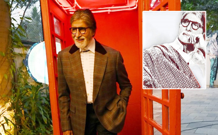Amitabh Bachchan Reveals His Daily Routine In The Most Creative Way Possible, Check Out! (Pic credit: Instagram/amitabhbachchan)
