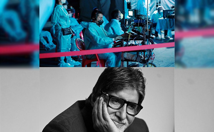 Kaun Banega Crorepati 12: Amitabh Bachchan Begins Shoot, Shares A Glimpse Of The 'New Normal'
