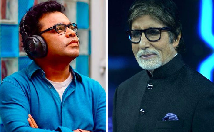 Atkan Chatkan: Amitabh Bachchan Sings A Song For AR Rahman & We Can't Wait For It!