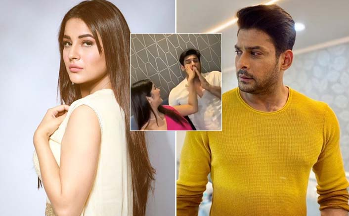 Bigg Boss 13's Shehnaaz Gill SLAPPING Siddharth Shukla During Instagram Live Video Goes Viral