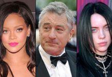 Billie Eilish, Robert De Niro, Rihana & Others Sign A Letter Extending Support To California Police Reform Bills