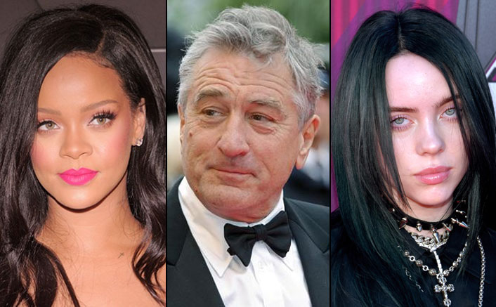 Billie Eilish, Robert De Niro, Rihanna & Others Sign A Letter Extending Support To California Police Reform Bills