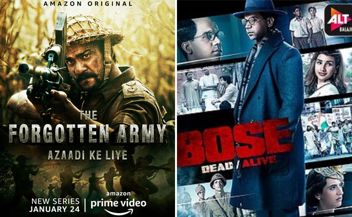 Independence Day 2020: From The Forgotten Army To Bose: Dead/Alive, 5 Patriotic Web Series To Binge-Watch!