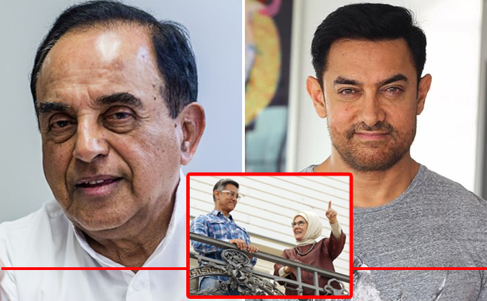 """BJP MP Subramanian Swamy Reacts To Aamir Khan's Turkey Visit, Says """"He Has To Be Quarantined In A Government Hostel"""""""