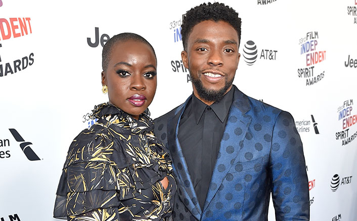 "Black Panther Actress Danai Gurira On Chadwick Boseman: ""How Do You Honor A King?"""