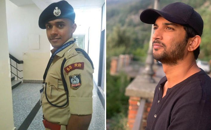 Sushant Singh Rajput Case: BMC Refuses To Free Bihar IPS Vinay Tiwari From Quarantine