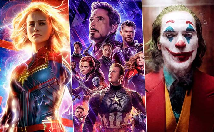 Box Office: With Avengers: Endgame, Joker & Others, 2019 Had 9 Out Of Top 10 Films Crossing $1 Billion Mark!