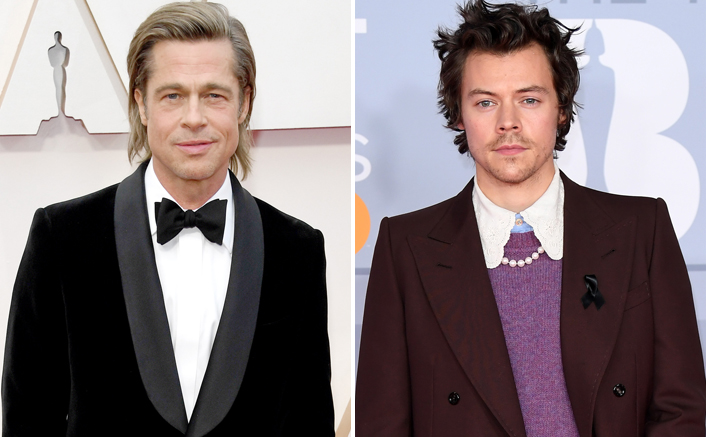 Brad Pitt & Harry Styles To Unite For A Film? A Dream Collab That Wasn't True!