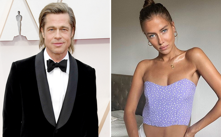 Brad Pitt Is Dating Model Nicole Poturalski & It's Not A Rumour Anymore!