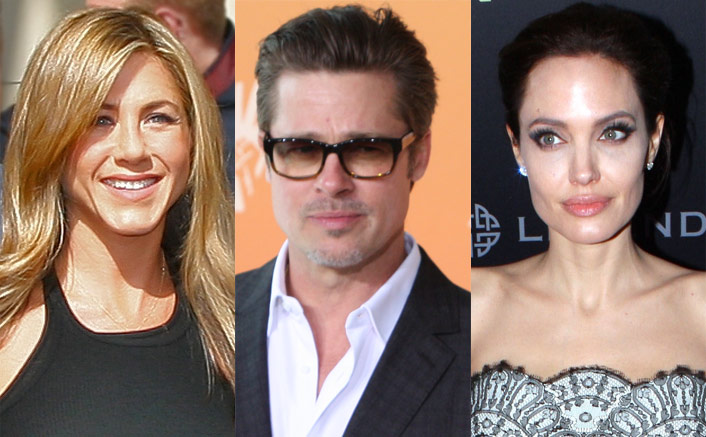 Brad Pitt & Jennifer Aniston Bonded Over Their Mutual HATRED For Angelina Jolie? Truth OUT!