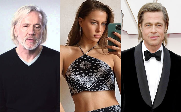 Brad Pitt Was Mesmerised By Nicole Poturalski At Her Husband's Restaurant In Berlin