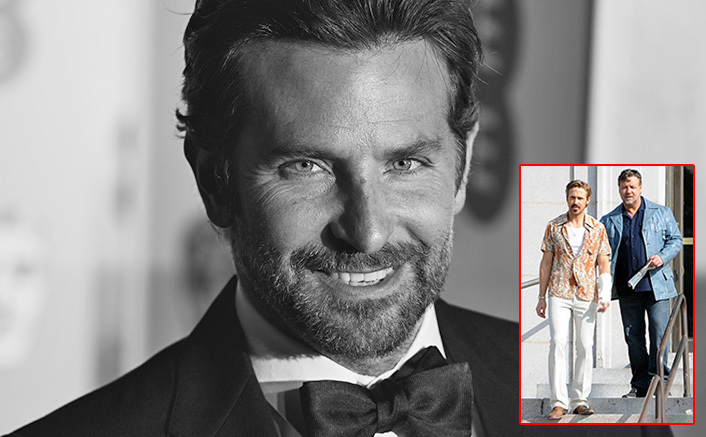 Bradley Cooper SPOTTED Shooting For Paul Thomas Anderson's Next; Fan Says He Looks Like The Third Member Of The Nice Guys