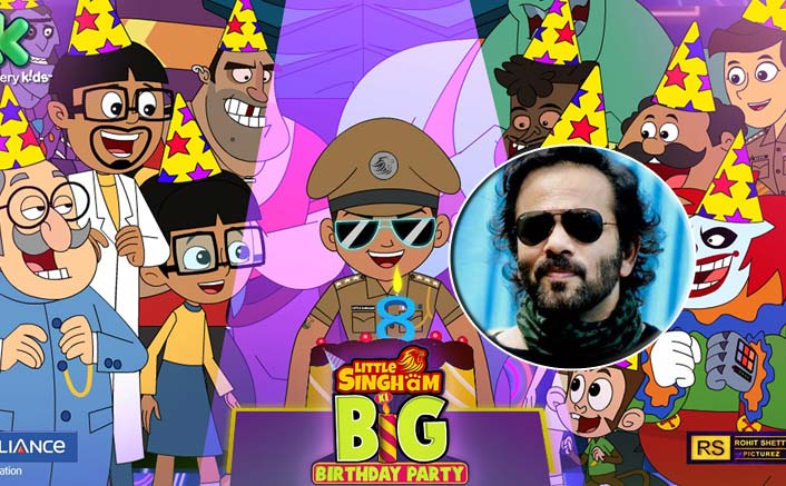 """Rohit Shetty On Little Singham: """"Never Thought This Brand Will Ring So Loudly With Children Across The Country"""""""