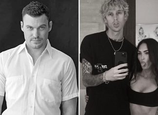 Brian Austin Green Is 'Annoyed' With Ex-Wife Megan Fox & Machine Gun Kelly's Social Media PDA?