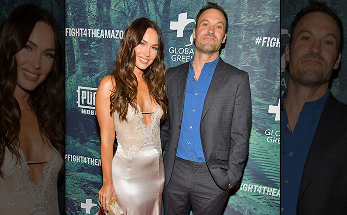 """Brian Austin Green On Reconciliation With Megan Fox: """"I Never Say Never"""""""