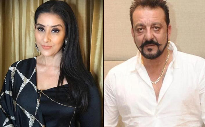 Manisha Koirala Pens A Heartfelt Note For Sanjay Dutt; Actress Is Confident Of Baba's Another Win