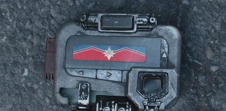 Captain Marvel Pager Easter Egg Confirms The Existence Of S.W.O.R.D., Hints At Space Avengers