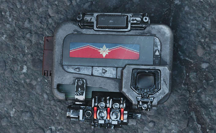 Captain Marvel's Pager Easter Egg Confirms The Existence Of S.W.O.R.D. & Also Hints At Space Avengers
