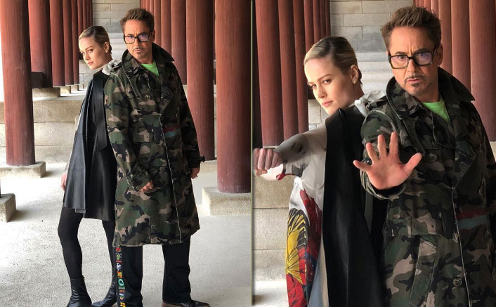 Captain Marvel Star Brie Larson's All Requests Accepted By MCU, To Get Robert Downey Jr Type Treatment?