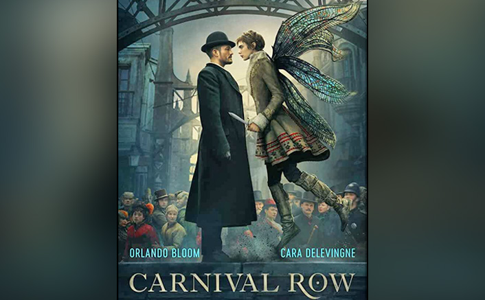 'Carnival Row' finishes post-Covid shoot in Czech Republic