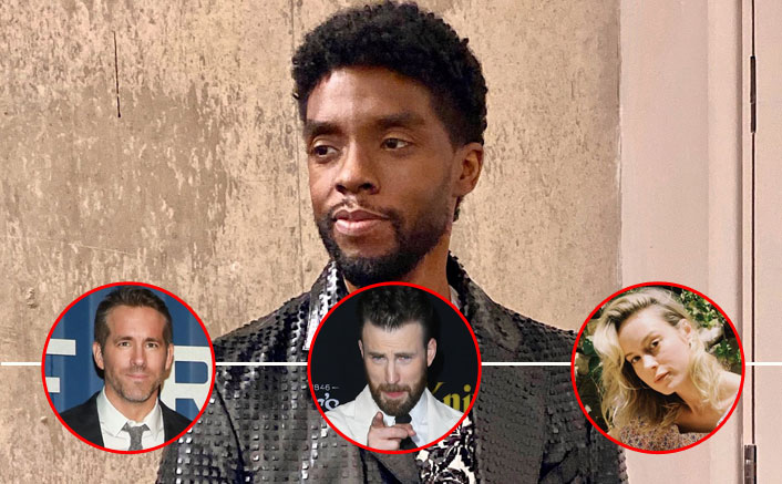 Chadwick Boseman Death: From Chris Evans To Ryan Reynolds, Hollywood Mourns The Loss Of Its Superhero