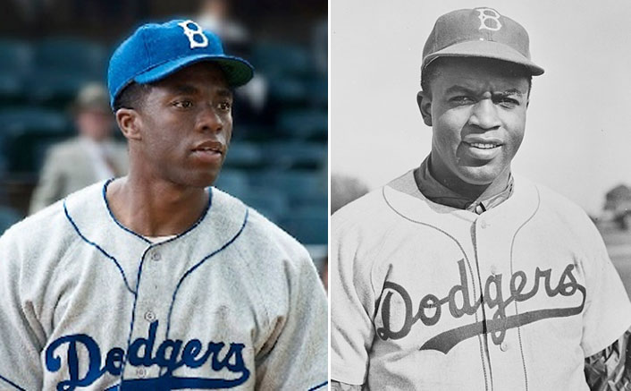 Chadwick Boseman Dies On Jackie Robinson Day; Actor Had Portrayed The Role Of Sports Legend In 42(Pic credit: Movie Stills)