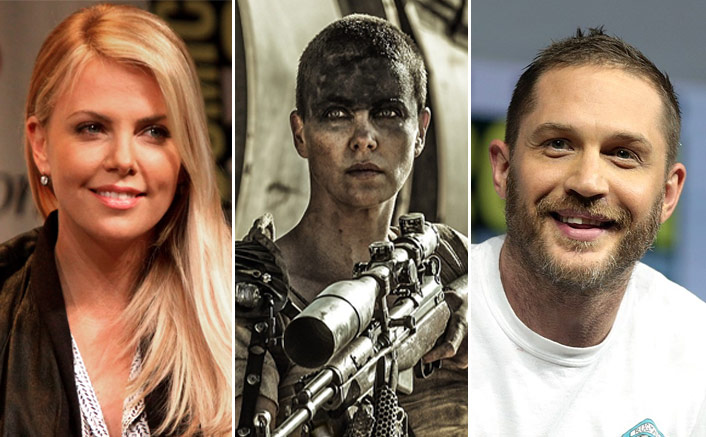 "Charlize Theron Compares Mad Max: Fury Road With COVID-19 Pandemic: ""We're Basically Dressed Like Tom Hardy"""