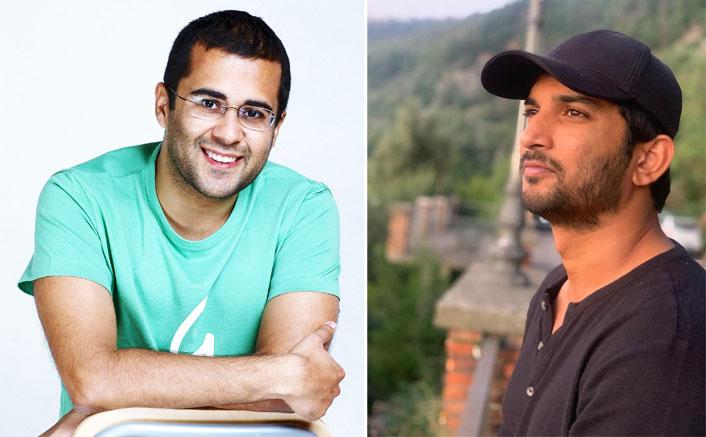 "Chetan Bhagat Says #MeToo Allegations Affected Sushant Singh Rajput: ""Media Reports Broke Him"""