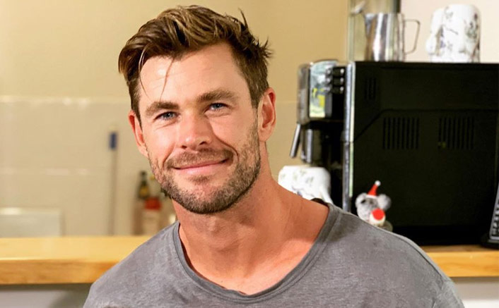 Chris Hemsworth Joins Hands With National Geographic For Shark Beach; Will Dive With Sharks For Real!(Pic credit: Instagram/chrishemsworth)