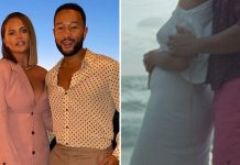 Chrissy Teigen And John Legend Just Announced Their Third Pregnancy In The Most Unique Way Ever! Baby Bump Video Inside