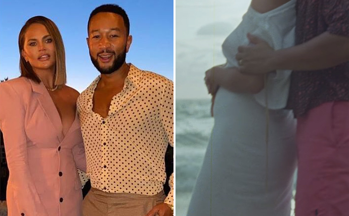 Chrissy Teigen & John Legend Just Announced Their Third Pregnancy In The Most Unique Way Ever! Baby-Bump Video Inside