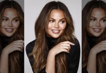 Chrissy Teigen Spotted Flaunting Her Baby Bump In Stilettos & She's A Total Boss Mommy!