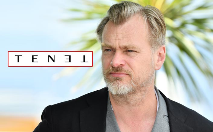 Christopher Nolan Writes An Email Regarding The 'Inspired' Logo Of Tenet & Asks If He Could STOP Using It