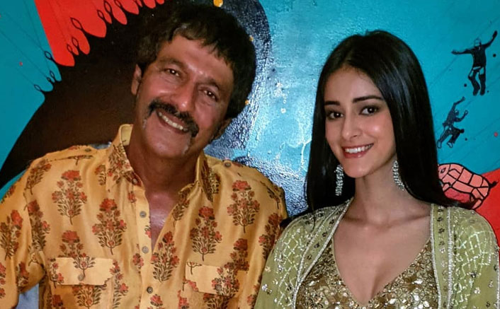 """Chunky Panday On Sharing Screen Space With Ananya Panday: """"There Will Be A World War At Home"""""""