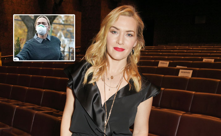 """Contagion Actress Kate Winslet On Using Masks Before Lockdown: """"People Thought I Was Crazy""""(Pic credit: Instagram/kate.winslet.official)"""