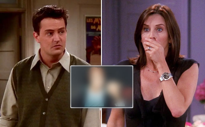 FRIENDS: 'Monica' Courteney Cox Shares A Beautiful Throwback Selfie With 'Chandler' Matthew Perry ' On His Birthday