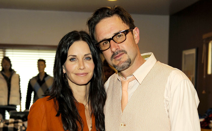Courteney Cox's Ex-Husband David Arquette Reacts On Her Feeling Embarrassed By His Professional Wrestling Career