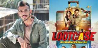 Cricketer Yuzvendra Chahal is all praise for Fox Star Studios 'Lootcase'